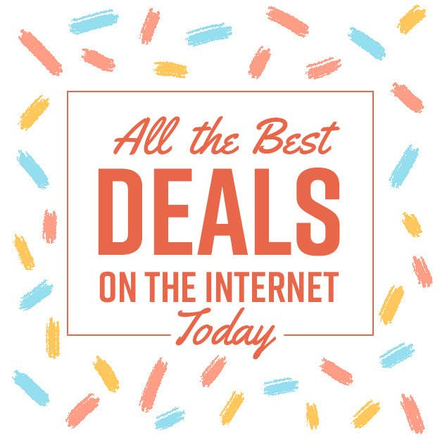 We hope you love the products we recommend! Just so you know, BuzzFeed may collect a share of sales from the links on this page.