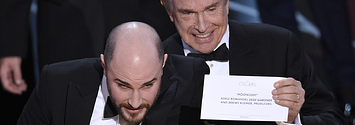 We Need To Talk About The Craziest Ending The Oscars Has Ever Had
