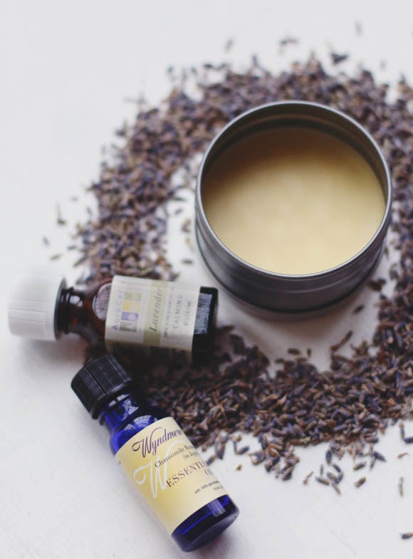 Though the studies have been limited, there is some scientific evidence that the smell of lavender may actually help you relax, sleep, or reduce anxiety by slowing down the activity of the nervous system. Get the tutorial on Free People.