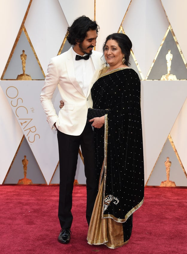 Dev Patel is probably one of the most talked-about celebrities who attended the 89th Academy Awards. From looking dapper as hell to bringing his mom as his date, Dev had everyone doting on him.