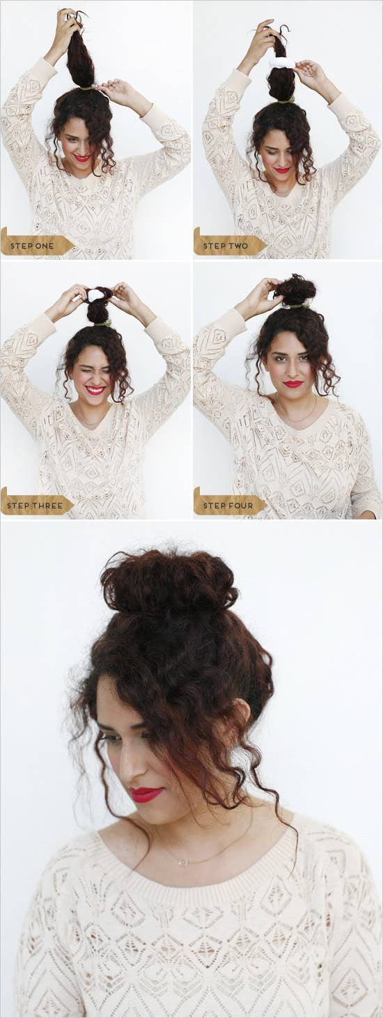 17 five-minute hairstyles if you suck at doing your hair