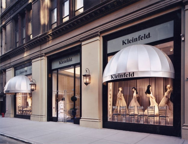 For starters, you can't just stroll into Kleinfeld and hope to get on the show.