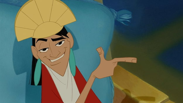 Kuzco (The Emperor's New Groove)