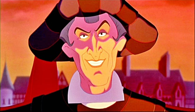 Judge Frollo (The Hunchback of Notre Dame)