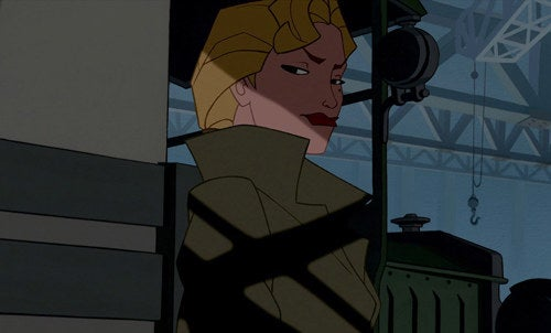 Helga Sinclair (Atlantis: The Lost Empire)
