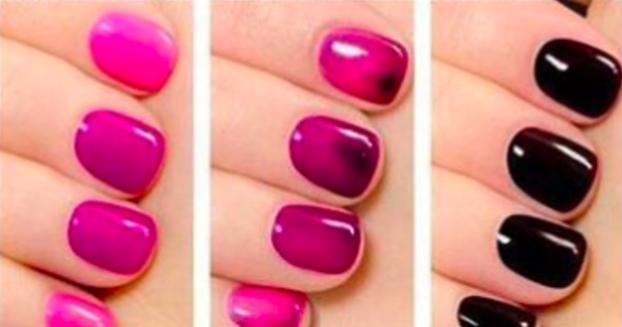 El esmalte de uñas que cambia de color si lo sumerges en una bebida donde hayan echado droga.