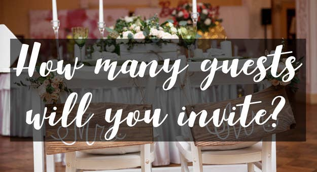 Plan Your Wedding Well Give You A Day Month And Year