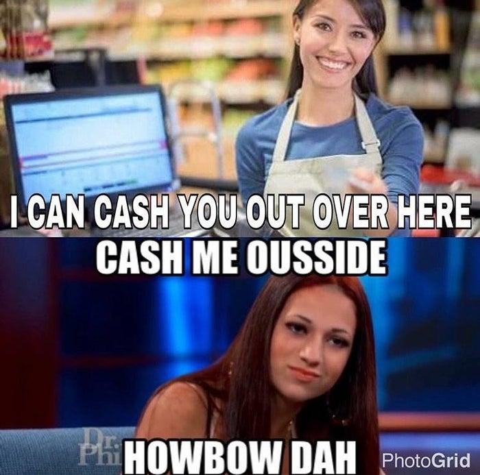Get that meme money.