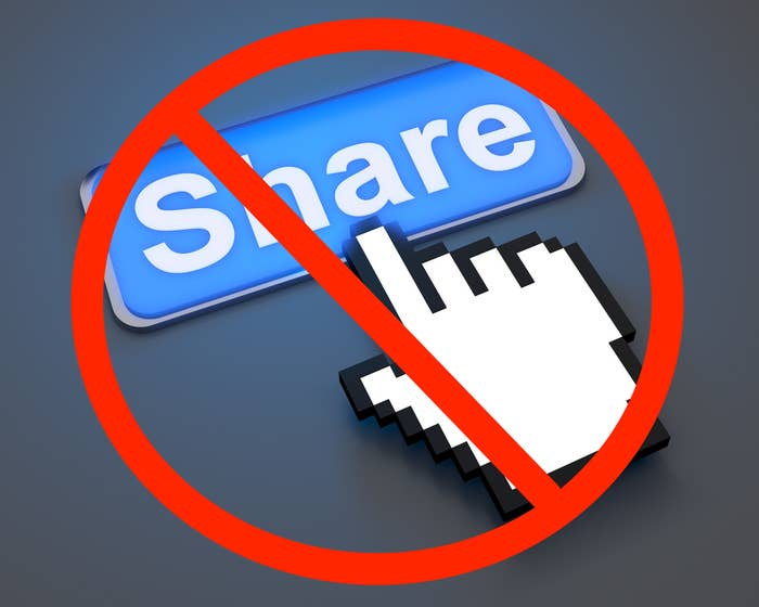 People Are Tricking Facebook By Copy And Pasting, Not Sharing