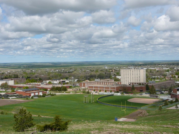 Chadron State College in Nebraska