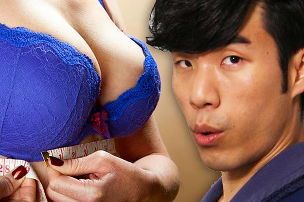 Big hot tits showering