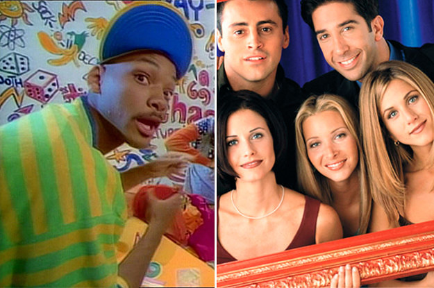 How Many Of These Iconic '90s TV Shows Have You Seen?