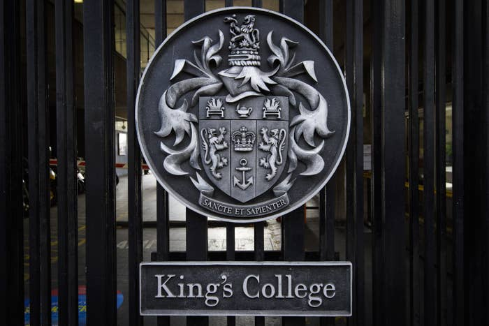A London University Lecturer Has Apologised For Saying