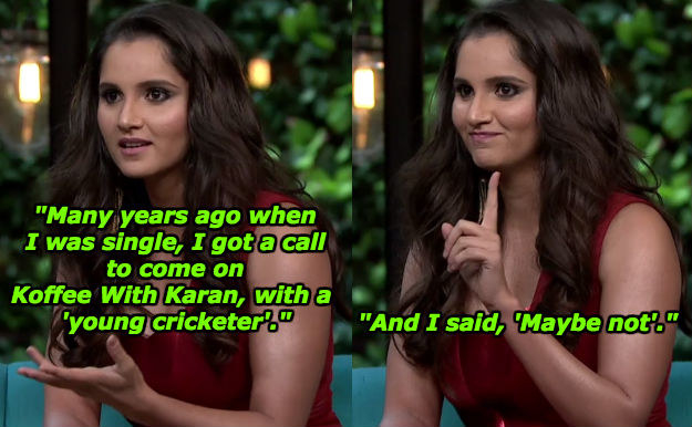When Sania gave us one more reason to love her.