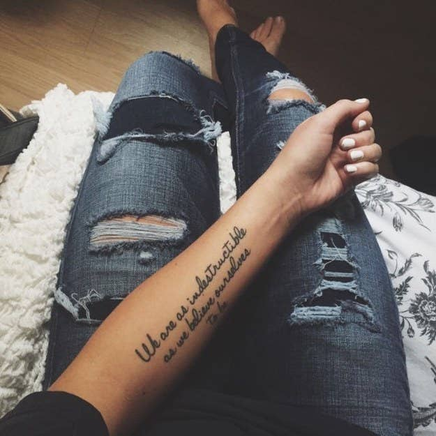 1c458cca26c3e 26 Literary Tattoos That Are Borderline Genius