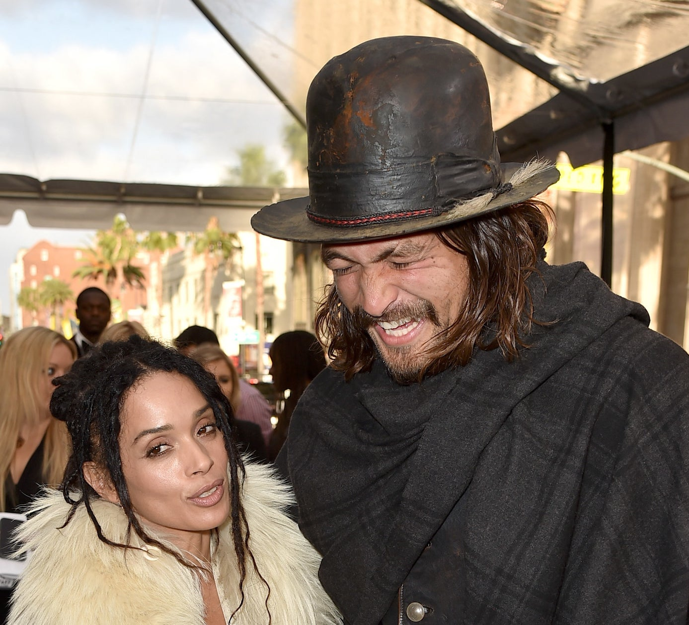 Jason Momoa Hat: Jason Momoa Laughing Is Truly A Delight To Behold