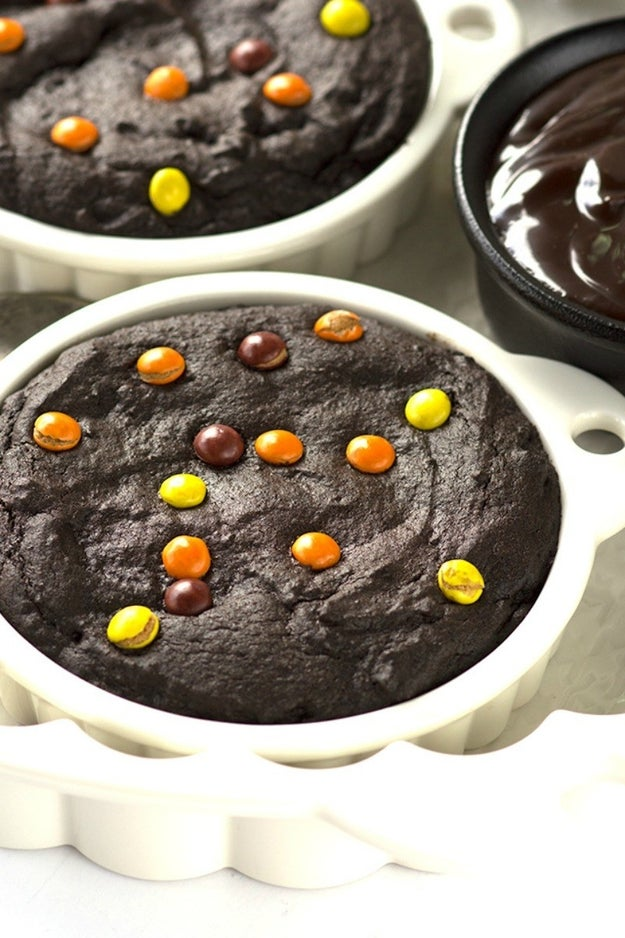 Individual Chocolate Cookies