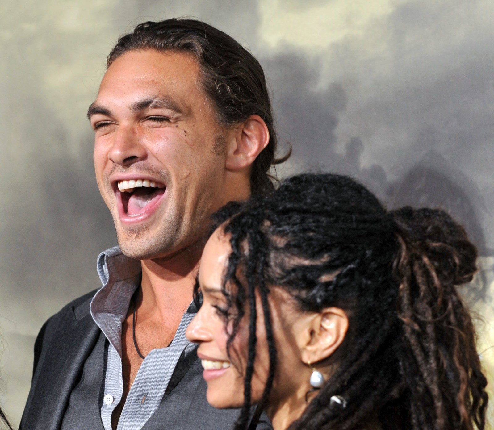 Jason Momoa Wedding: Jason Momoa Laughing Is Truly A Delight To Behold