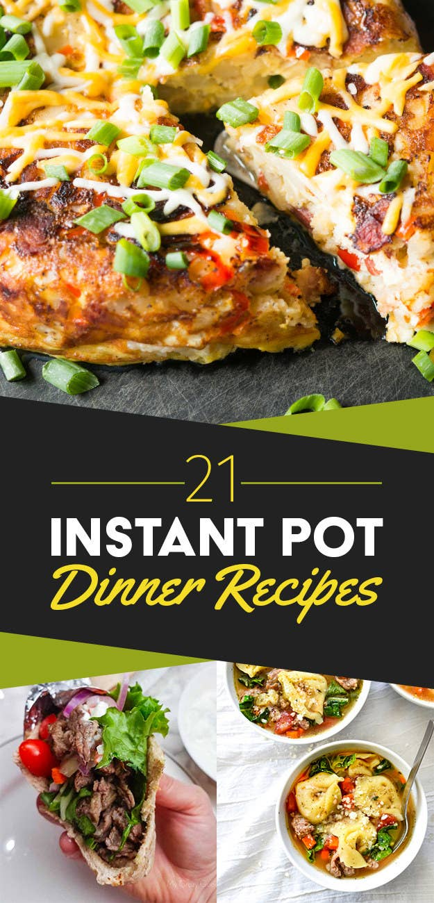 21 instant pot dinner ideas you need to try share on facebook share forumfinder Image collections
