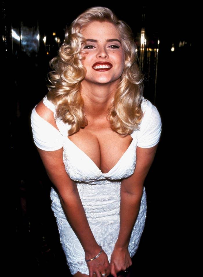 How Anna Nicole Smith Became Americas Punchline