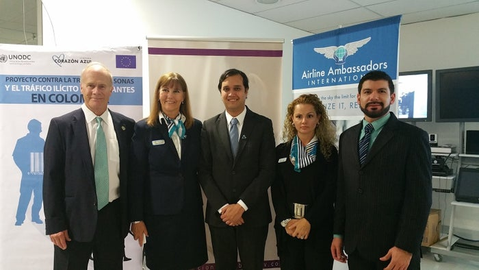 Airline Ambassadors International seminar