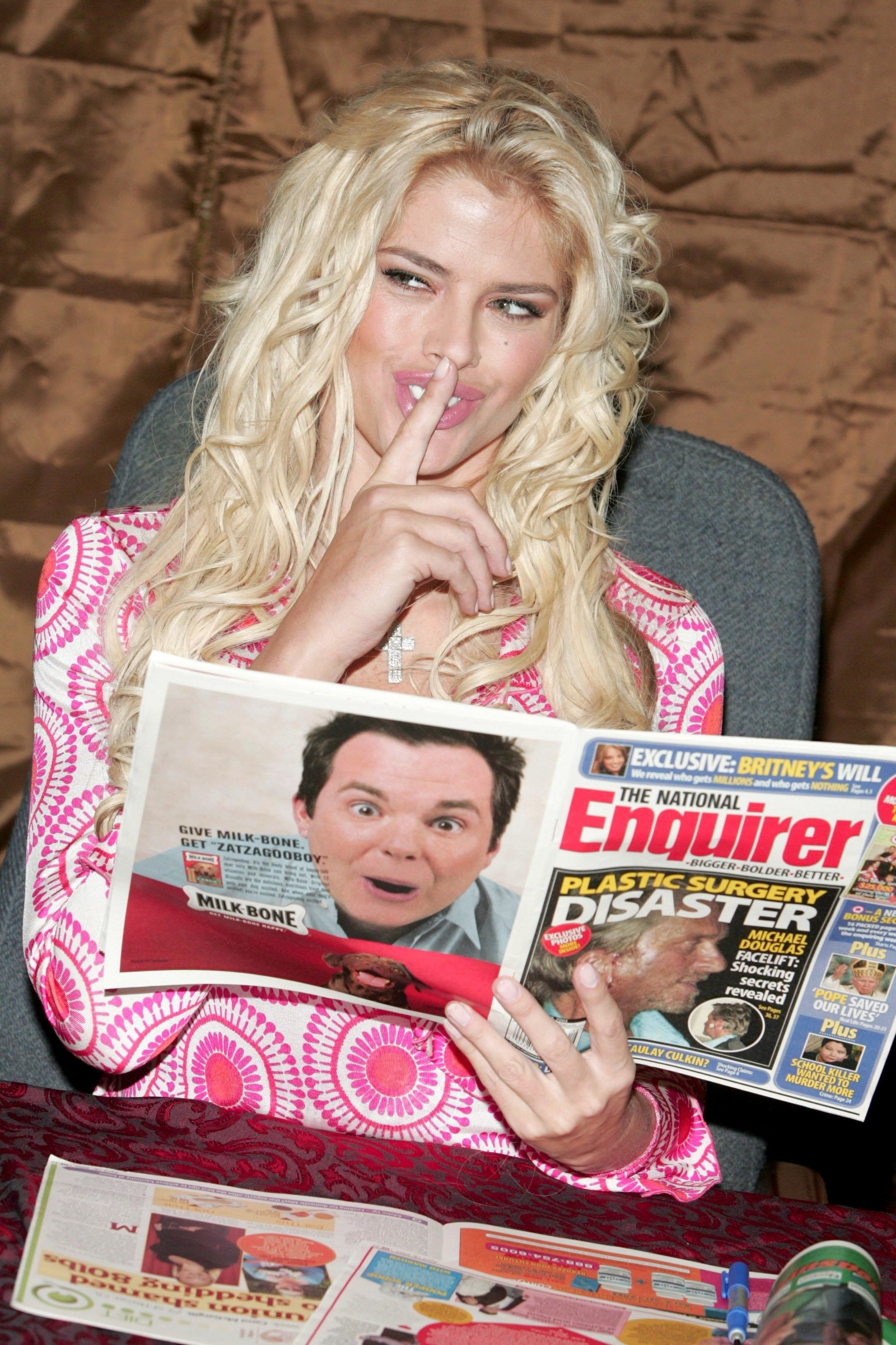 How Anna Nicole Smith Became America's Punchline