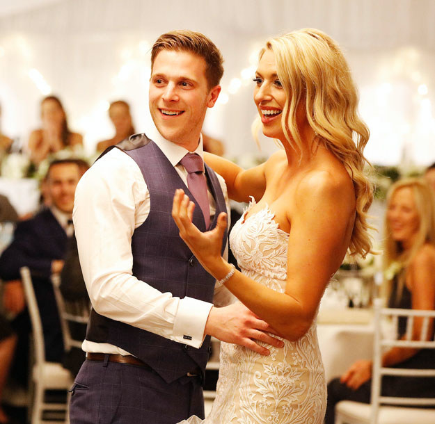 Image result for married at first sight couple michelle and jesse