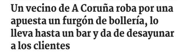 El héroe que A Coruña necesita.