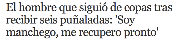 El Lobezno castellanomanchego.