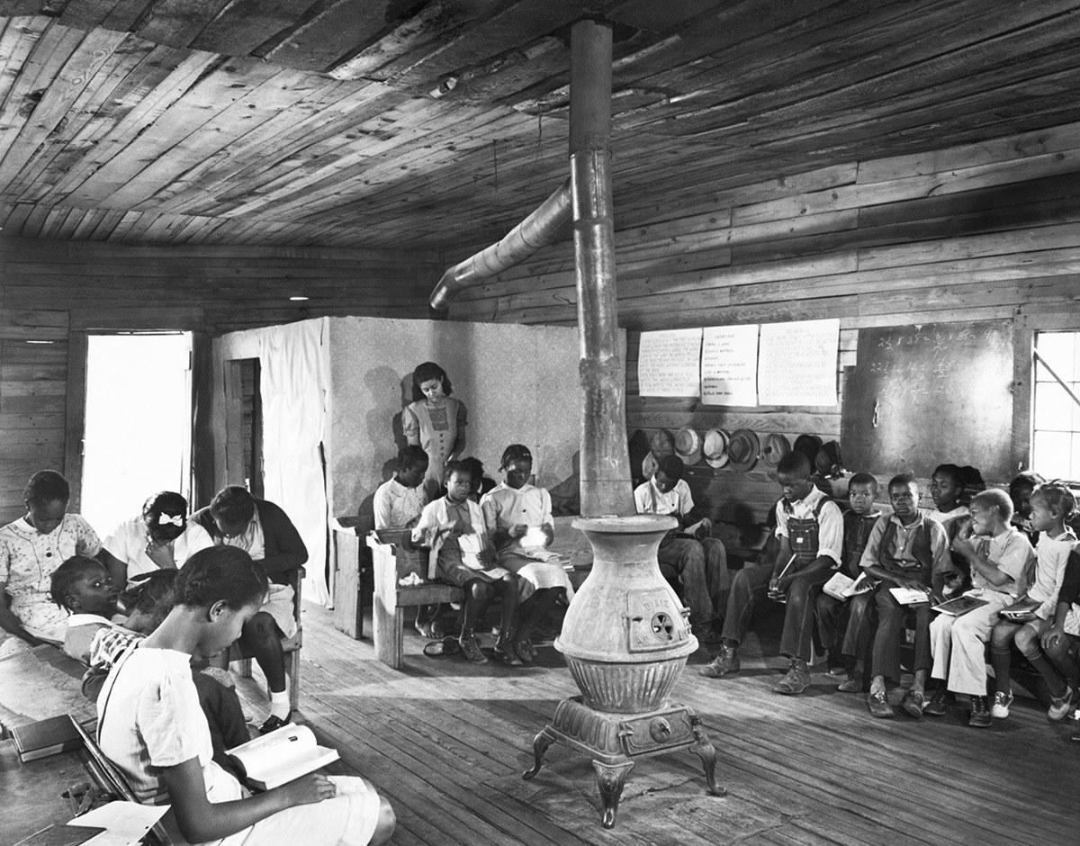 segregated schools 1950s - HD1920×1200