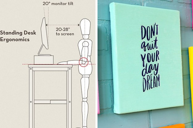 39 Ways To Make Your Cubicle Feel Like Home