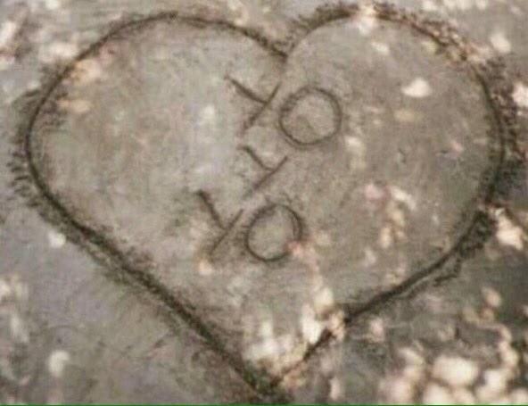 Lo que importa es que pasarás este día al lado de la persona a la que más amas.