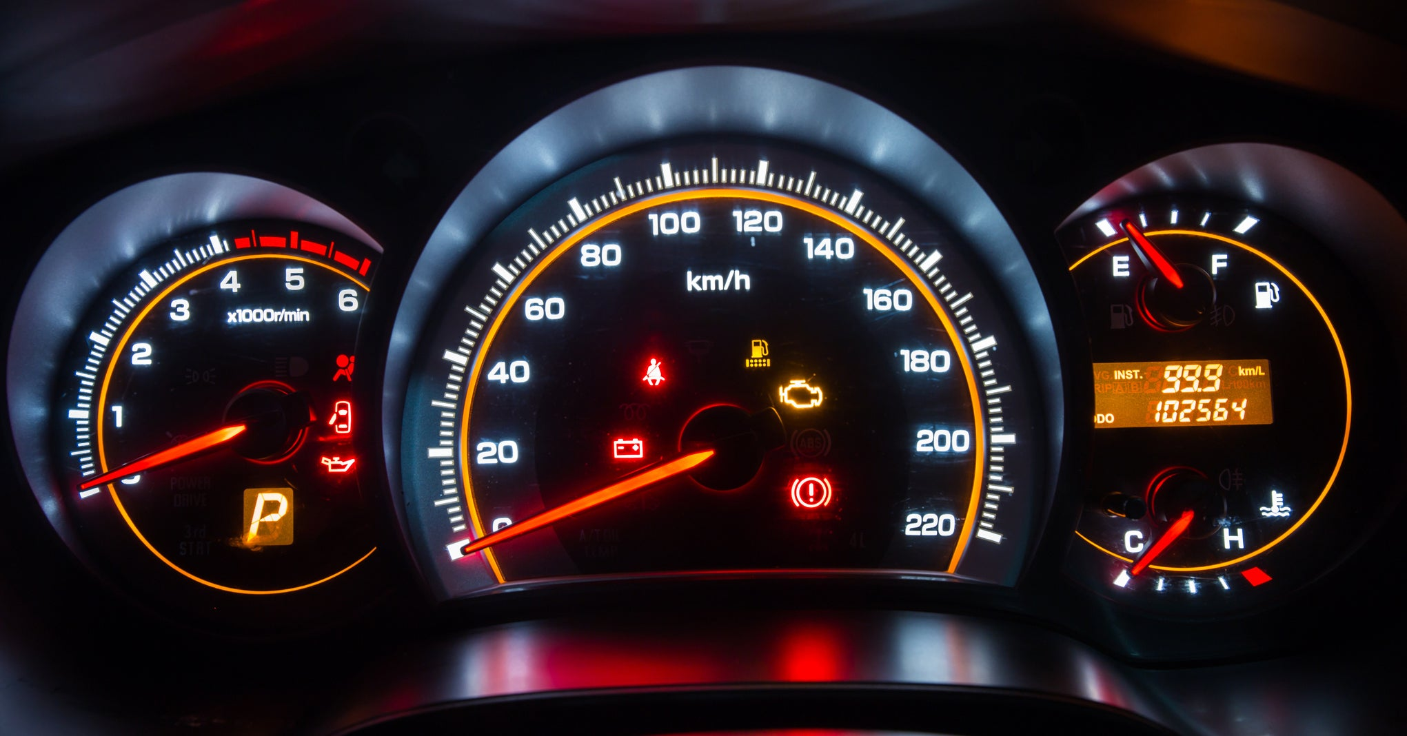 Bmw Dashboard Warning Lights >> Can You Guess What These Common Car Dashboard Symbols Really Mean?