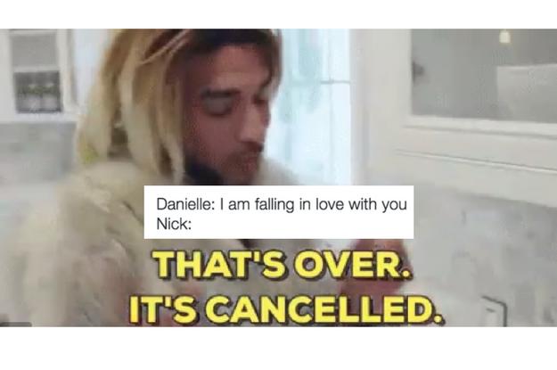 Britt Bachelor 2018 Dating Meme Choke