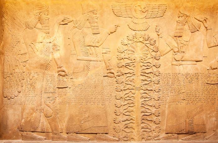 楔形文字を生み出した古代メソポタミア文明。どんなものを食べてたんだろう……?