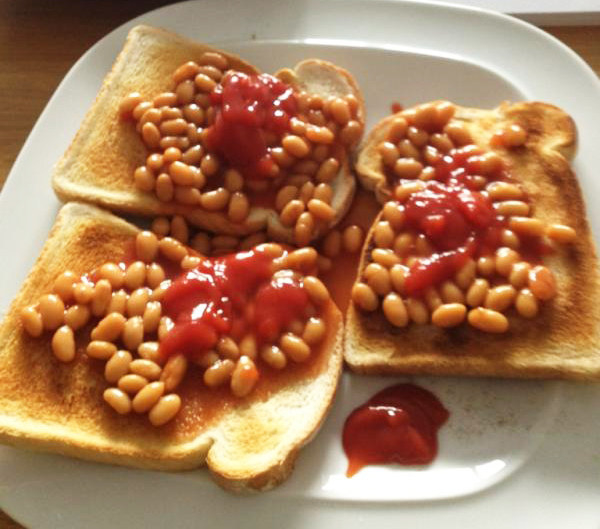 Two tasty brits