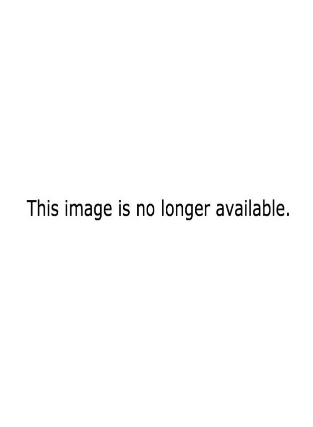 All of her GQ covers — starting with this one in 2010: