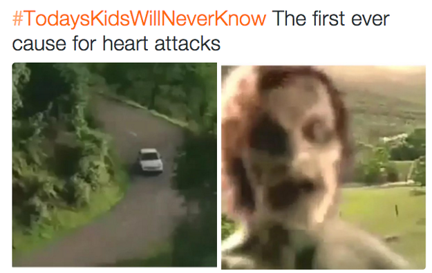 Getting scared to death by this video: