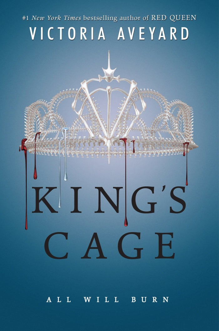 In the third installment of Victoria Aveyard's bestselling Red Queen series, Mare Barrow is a prisoner living at the mercy of a deceitful King, who was once a boy she loved. Maven Calore uses his mother's death to keep control over his country and poor Mare. As she continues to suffer in the palace, Cal, the exiled prince is prepared to fight for her heart and will stop and nothing to bring her back and with the help of Mare's band of newbloods and Reds they are ready for war.