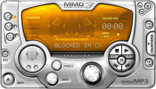 Or maybe WinAmp was more your speed: