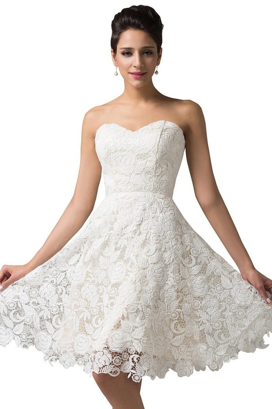 3b2072193bd 20 Gorgeous Wedding Dresses You Won t Believe You Can Get On Amazon