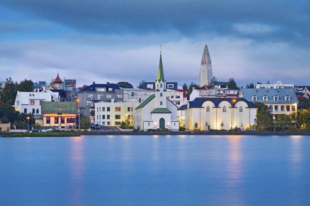 2. Reykjavík, Iceland