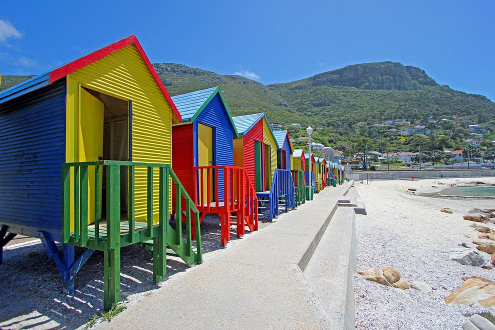 5. Cape Town, South Africa
