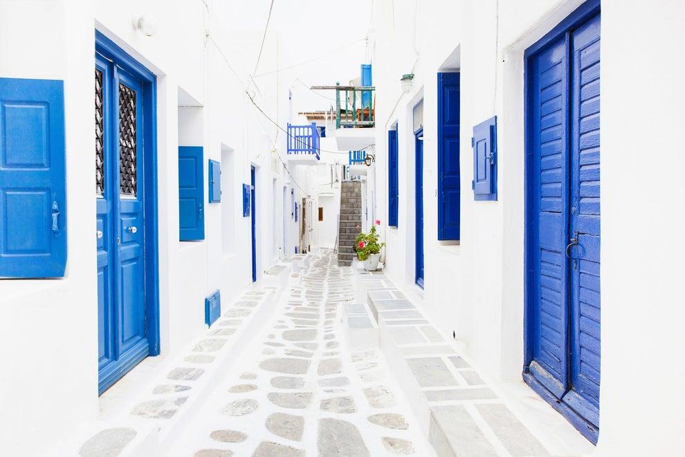 4. Mykonos, Greece