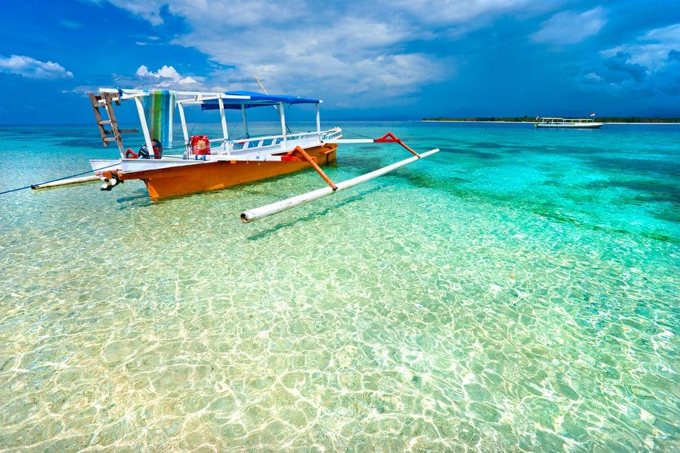 6. Gili Islands, Indonesia