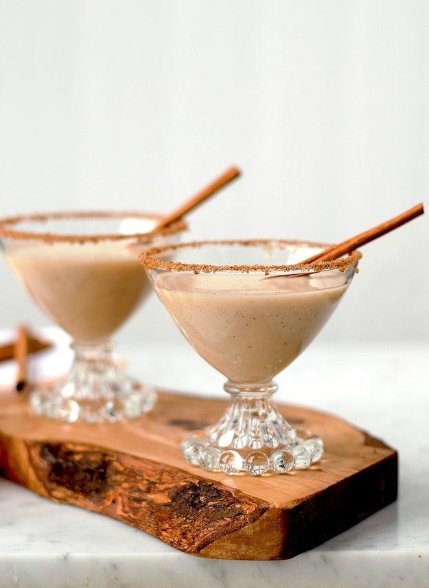 Sopapilla Martinis