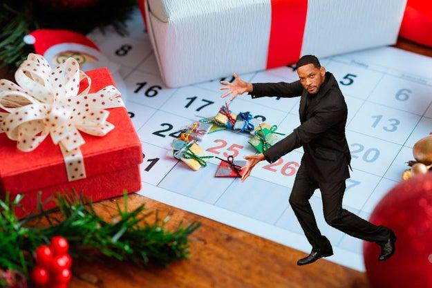 Que los regalos de Navidad se den el día de Reyes, dos semanas después de Navidad.