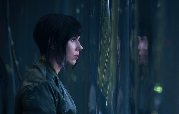 Scarlett Johansson has again come under fire for her recent comments about her choice to play the lead character in the live-action adaption of the anime Ghost in the Shell.