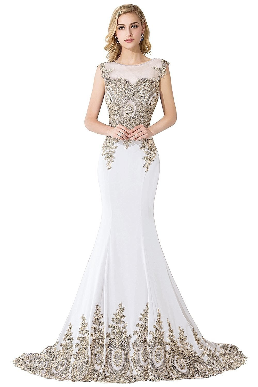 Fanciest evening dresses