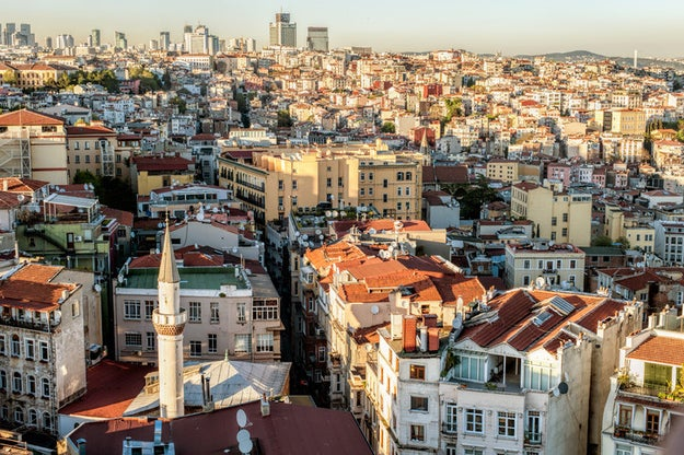 Avoid all of Istanbul's landmarks and spend your visit wandering its streets.